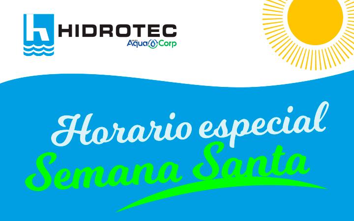 Horario Especial / Semana Santa